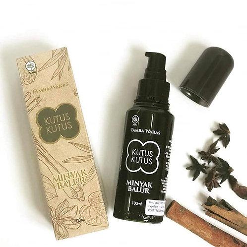 Kutus Kutus Organic Healing Herbal Oil