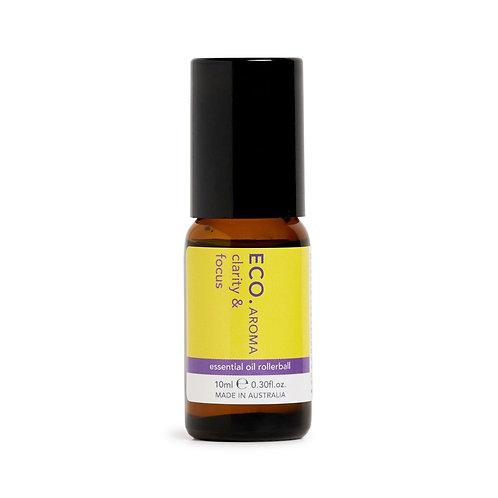 ECO.Aroma Clarity & Focus Essential Oil Rollerball