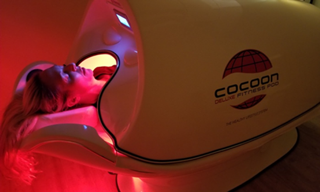 Soul Soothing Therapy Infrared Cocoon