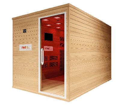 Redfit Sauna  Soul Soothing Therapy Infrared Cocoon