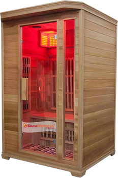 SAUNA WELLNESS Soul Soothing Therapy Infrared Cocoon