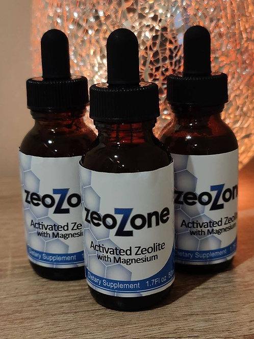 ZeoZone Activated Clinoptilolite Zeolite & Magnesium