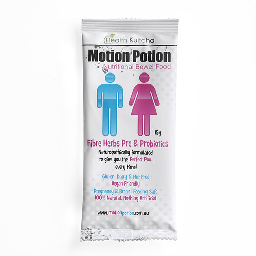 Motion Potion 5 day Sachet