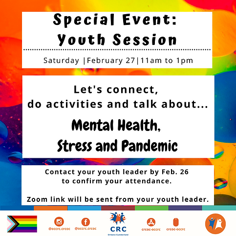SPECIAL EVENT_ Lets talk Mental Health a