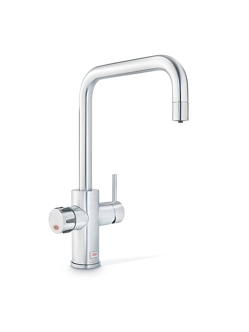 Hydro Tap Celsius Cube Boiling Brushed Chrome