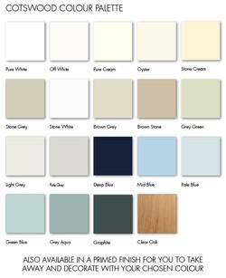 Cotswood Colours