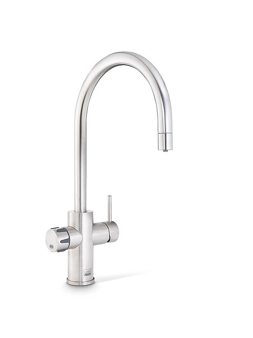Hydro Tap Celsius Arc Boiling Brushed Nickel