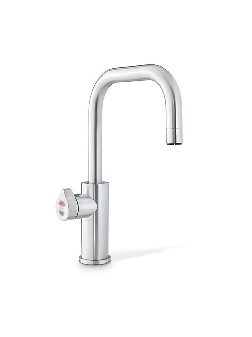 Hydro Tap Cube Boiling Chilled Brushed Chrome