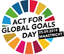 Act for Global Goals Day 25092019 Maastr
