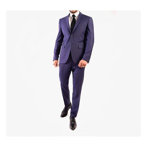 Costume Carlton Bleu Roi 2 pièces