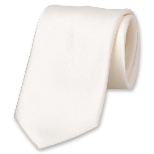 Cravate SLIM blanche