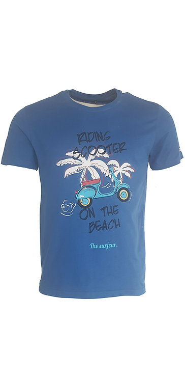 Tee-shirt Steverline 201313 RIDING gitane