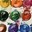 Thumbnail: Chemise Steverline Fantaisie 202051 BULLES blanc
