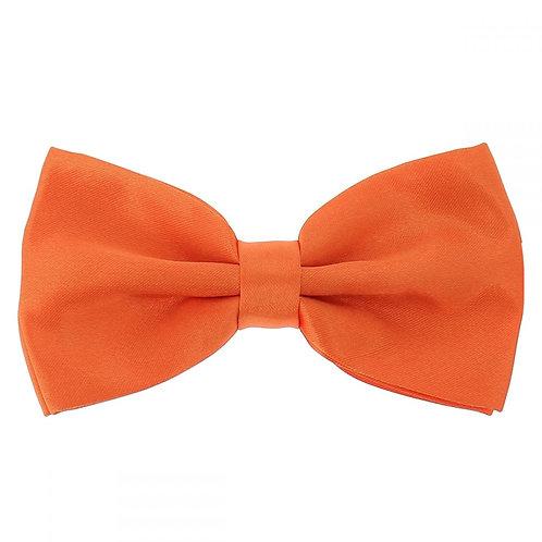 Nœud Papillon Orange