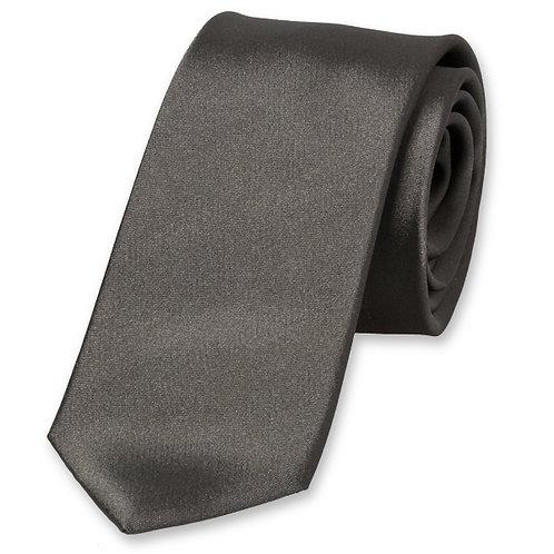 Cravate SLIM anthracite