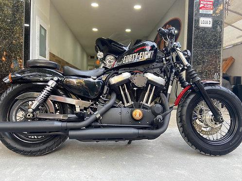 HD Harley Davidson Sportster Forty Eitgh 2015