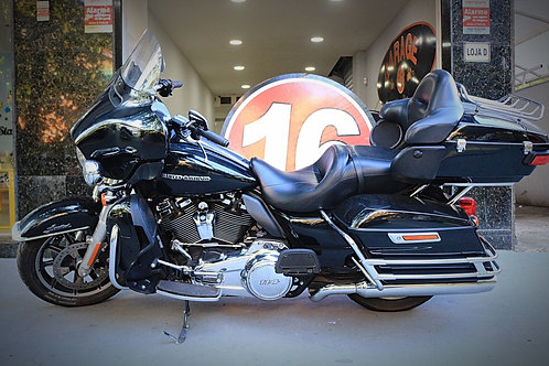 HD Harley Davidson Touring Ultra Glide 2019 Preta