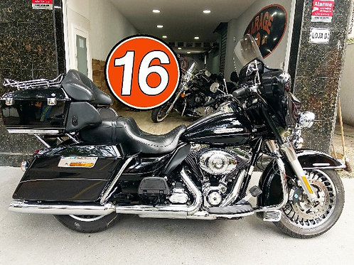 HD Harley Davidson Touring Ultra 2013 Preta