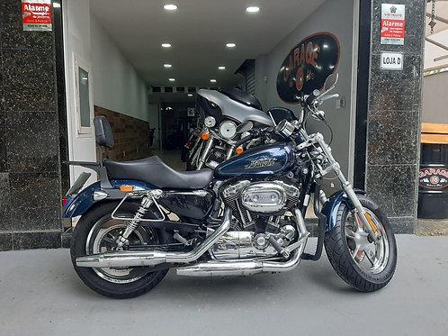 HD Harley Davidson Sportster Xl 1200 2013