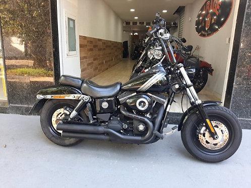 HD Harley Davidson Dyna Fat Bob 2015