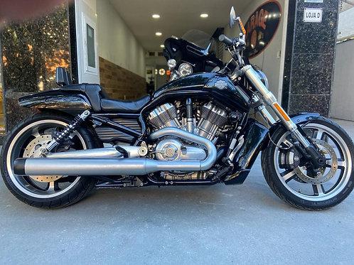 HD Harley Davidson Vrod Muscle 2014 preta