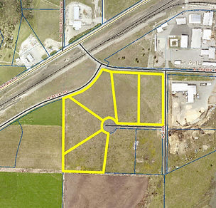 SOLD Hauser Industrial Park Lots, Post Falls, ID 83854