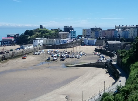 Castle Beach, Tenby - Sunday Times Beach of the Year 2019