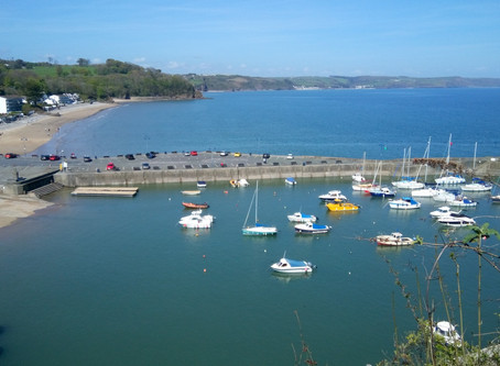 The New Saundersfoot Harbour Development Plan