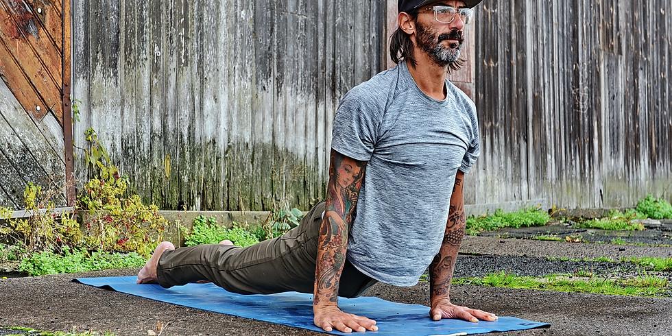 Wilde Kerle Yoga mit Mike Erler