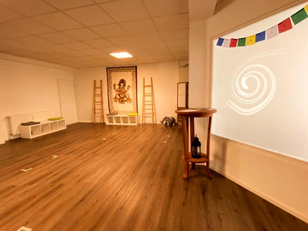 yoga mindful studio lich einblick