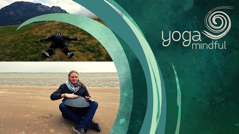 Yin Yoga - Handpan Special - live Musik + Yoga