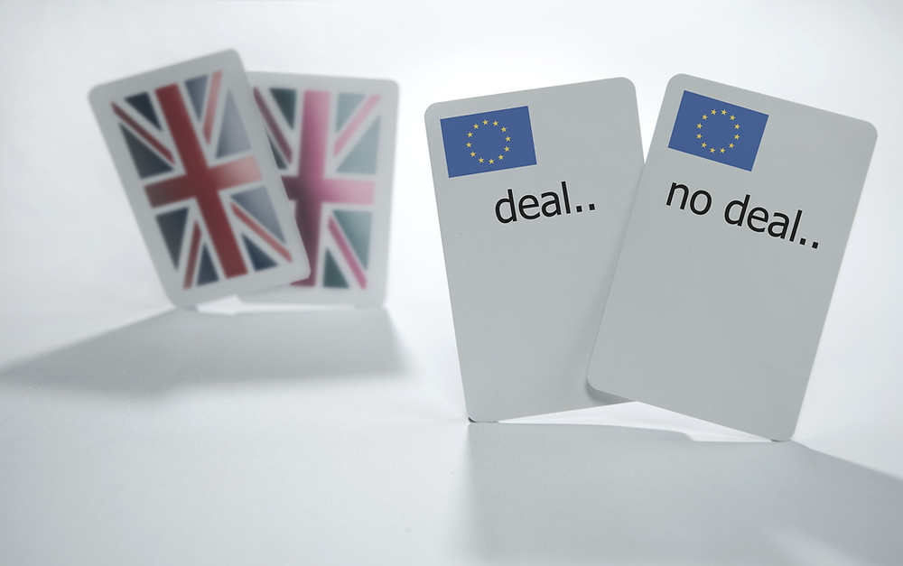 Negotiating power and Brexit