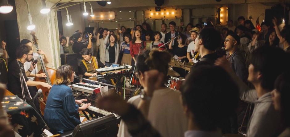 Kaho Nakamura Band