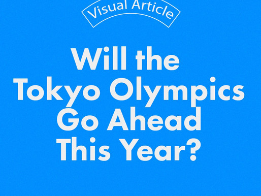 WILL THE TOKYO OLYMPICS GO AHEAD THIS YEAR?