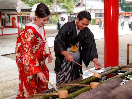 Mencicipi Pengalaman Memakai Kimono Keliling Oita