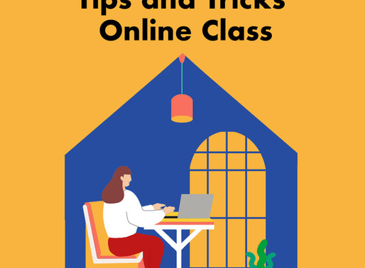 TIPS AND TRICKS ONLINE CLASS