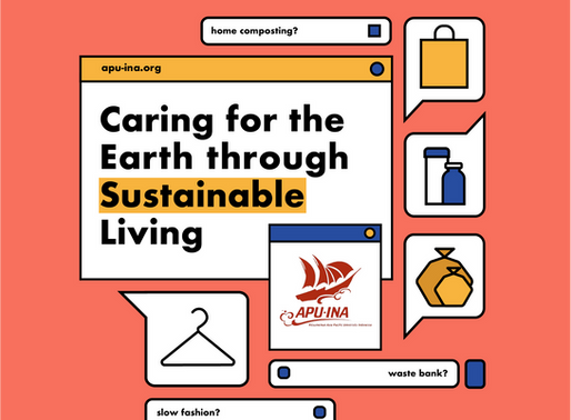 CARING FOR THE EARTH THROUGH SUSTAINABLE LIVING