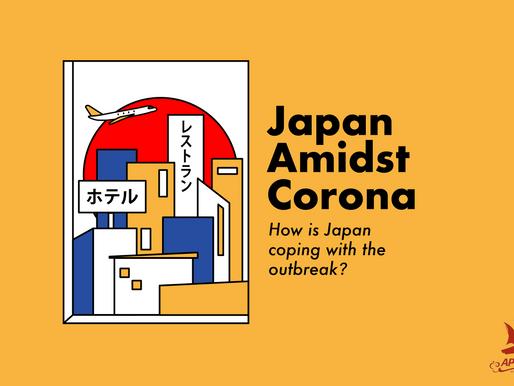 JAPAN AMIDST CORONA
