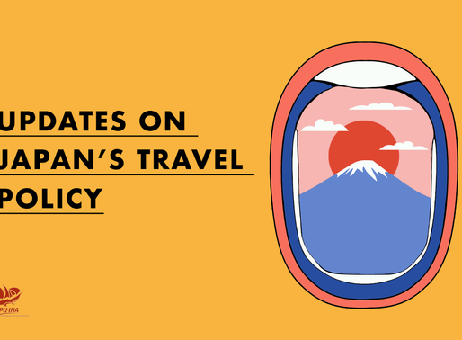 Updates On Japan's Travel Policy