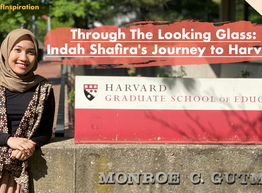 Through The Looking Glass: Indah Shafira's Journey to Harvard