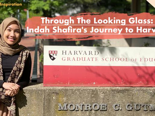 Through The Looking Glass: Indah Shafira's Journey to Harvard