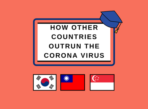 How Other Countries Outrun the Corona Virus