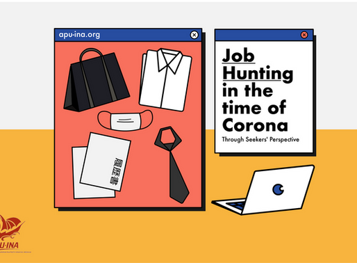 JOB HUNTING IN THE TIME OF CORONA: THROUGH SEEKERS' PERSPECTIVE