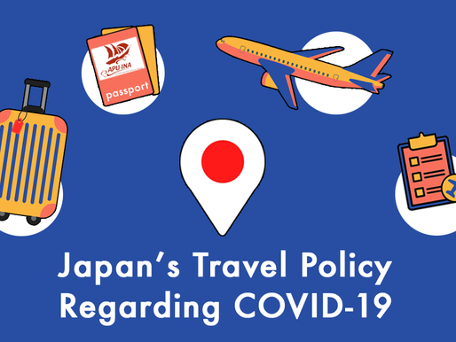 Japan's Travel Policy Regarding COVID-19