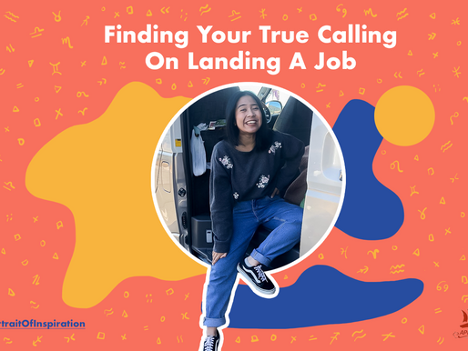 Finding Your True Calling On Landing A Job
