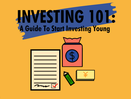 """""""Investing 101: A Guide to Start Investing Young""""— an Interview with Quincy Wirija"""