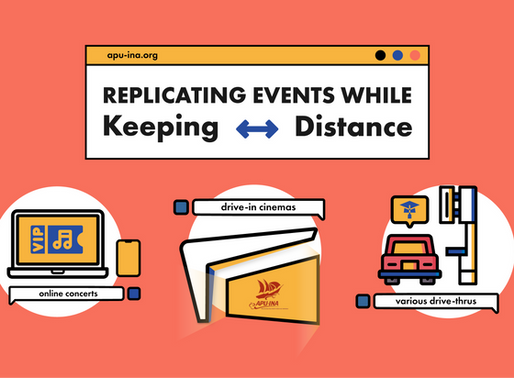 Replicating Events while Keeping Distance