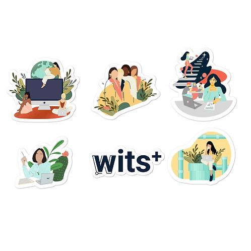 WITS Sticker Bundle