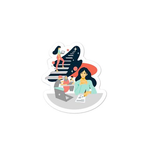 WITS Future Sticker
