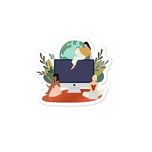 WITS Global Sticker